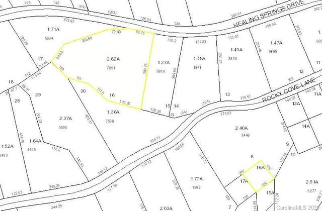 1225 Healing Springs Drive 16 & 16A, Denton, NC 27239 (#3680612) :: Carolina Real Estate Experts