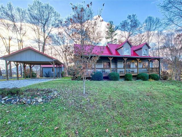 255 Loop Road, Clyde, NC 28721 (#3680626) :: Burton Real Estate Group
