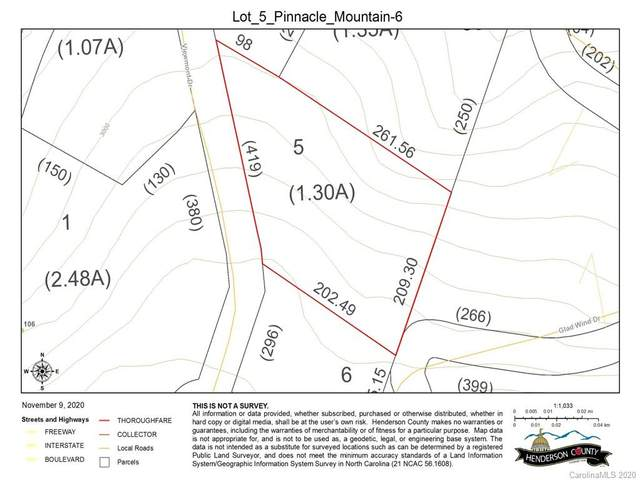 LOT 5 Viewmont Road, Zirconia, NC 28790 (#3680773) :: Premier Realty NC