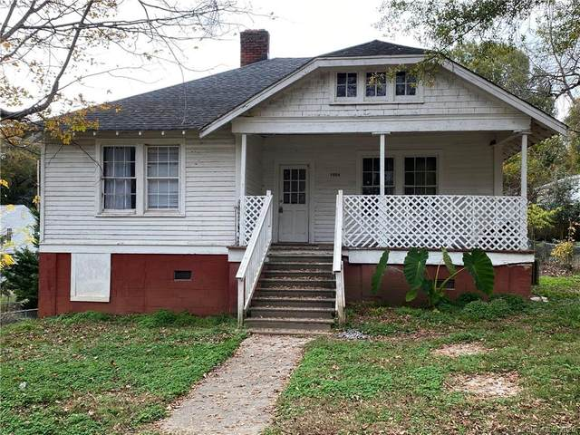 1004 5th Avenue W, Gastonia, NC 28052 (#3680798) :: Stephen Cooley Real Estate Group