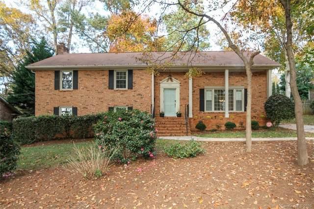 2301 Huntingtowne Farms Lane, Charlotte, NC 28210 (MLS #3680822) :: RE/MAX Journey