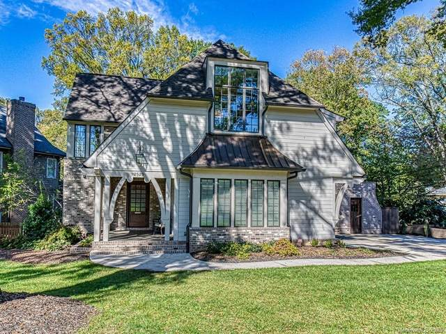 2529 Cornell Avenue, Charlotte, NC 28211 (#3681022) :: Love Real Estate NC/SC