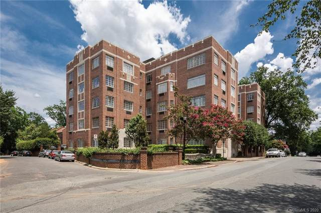 301 W 10th Street #305, Charlotte, NC 28202 (#3681071) :: Stephen Cooley Real Estate Group