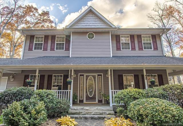 101 Sunny Ridge Drive, Asheville, NC 28804 (#3681072) :: Miller Realty Group