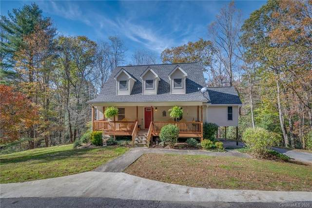 1105 Wildlife Trail, Hendersonville, NC 28739 (#3681124) :: Stephen Cooley Real Estate Group