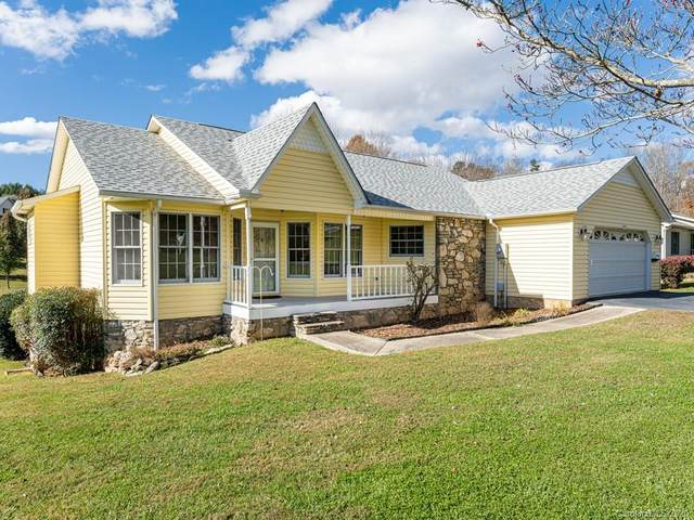 144 Canaan Drive, Candler, NC 28715 (#3681126) :: Stephen Cooley Real Estate Group