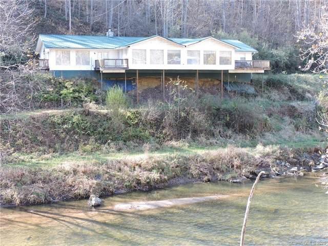 60 Snake Bite Holler Lane, Burnsville, NC 28714 (#3681137) :: Burton Real Estate Group