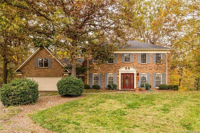 1015 Thistle Court #104, Charlotte, NC 28211 (MLS #3681143) :: RE/MAX Journey