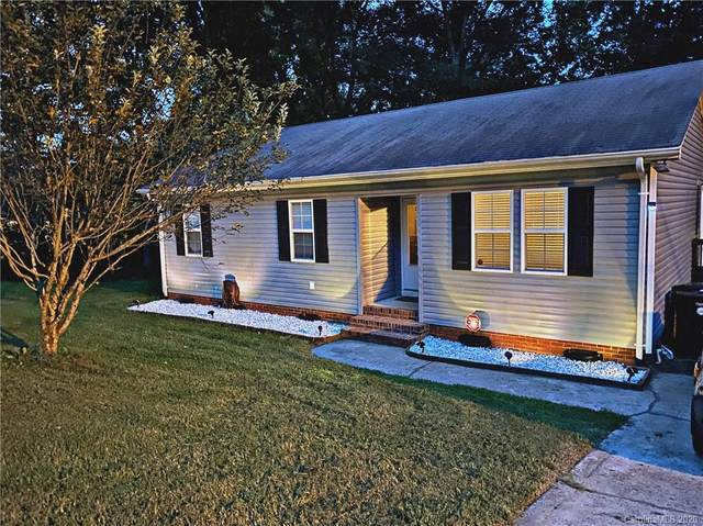 1024 Pine Circle Drive NW, Concord, NC 28027 (#3681268) :: Ann Rudd Group
