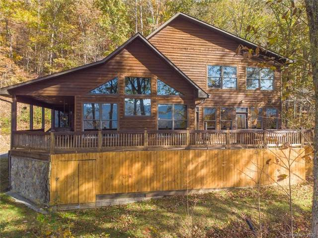 992 Eagles Roost Road, Bryson City, NC 28713 (#3681354) :: Puma & Associates Realty Inc.