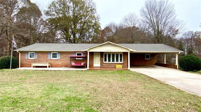 2409 E Broad Street, Statesville, NC 28677 (#3681378) :: Burton Real Estate Group