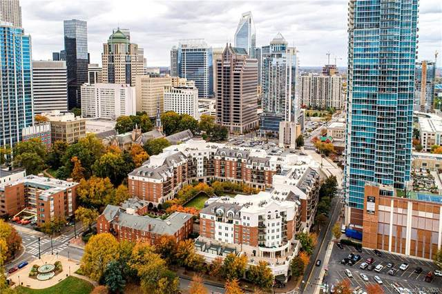 300 W 5th Street #728, Charlotte, NC 28202 (#3681383) :: Carlyle Properties