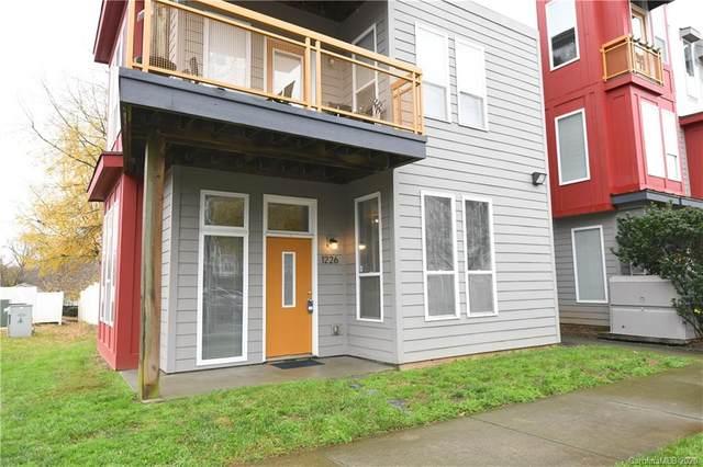 1226 N Caldwell Street #6, Charlotte, NC 28206 (#3681449) :: Miller Realty Group