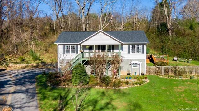 12 Ox Creek Road, Weaverville, NC 28787 (#3681453) :: LePage Johnson Realty Group, LLC