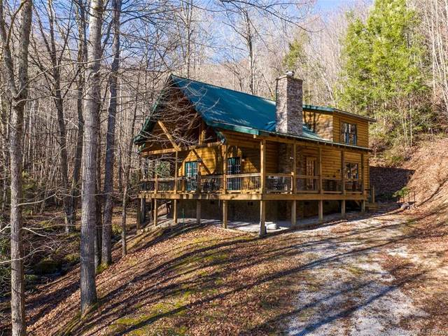 145 Elk Wallow Road, Bakersville, NC 28705 (#3681624) :: LePage Johnson Realty Group, LLC