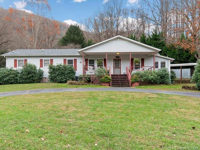 84 Balsam Shadows Road, Maggie Valley, NC 28751 (#3681754) :: Stephen Cooley Real Estate Group
