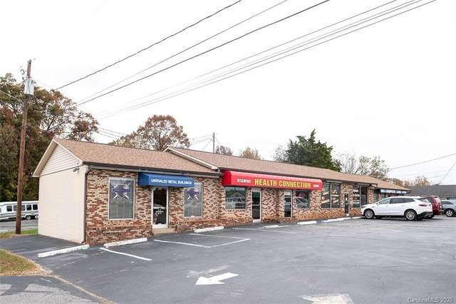 2541 East Main Street, Lincolnton, NC 28092 (#3681777) :: Cloninger Properties