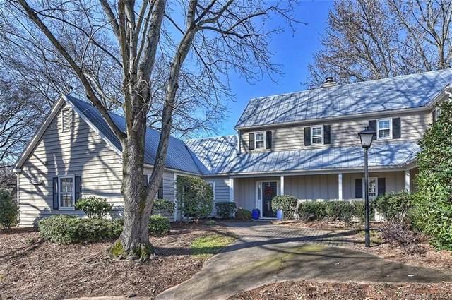 3722 Selwyn Farms Lane #4, Charlotte, NC 28209 (#3681811) :: LePage Johnson Realty Group, LLC