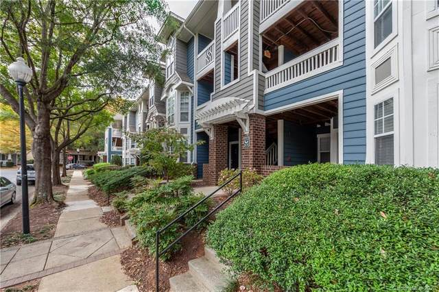 2210 Sumner Green Avenue P, Charlotte, NC 28203 (#3681825) :: High Performance Real Estate Advisors