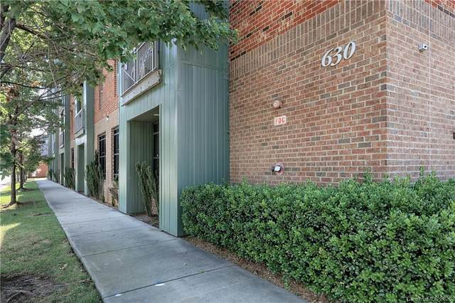 630 Calvert Street 1411 Or 411, Charlotte, NC 28208 (#3681950) :: High Performance Real Estate Advisors