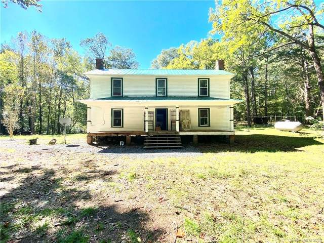 148 Holly Mount Church Road, Candor, NC 27229 (#3682000) :: LKN Elite Realty Group | eXp Realty