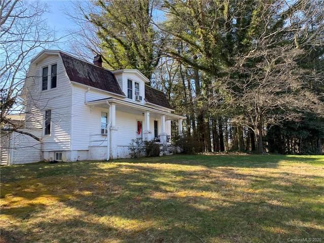 1352 Dana Road, Hendersonville, NC 28792 (#3682050) :: Cloninger Properties