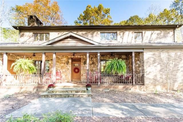 575 Carson Road, Cleveland, NC 27013 (#3682190) :: Cloninger Properties