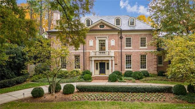 631 Museum Drive, Charlotte, NC 28207 (#3682220) :: Carlyle Properties