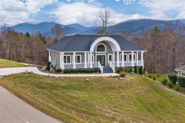 52 Governor Thomson Terrace, Weaverville, NC 28787 (#3682290) :: LePage Johnson Realty Group, LLC