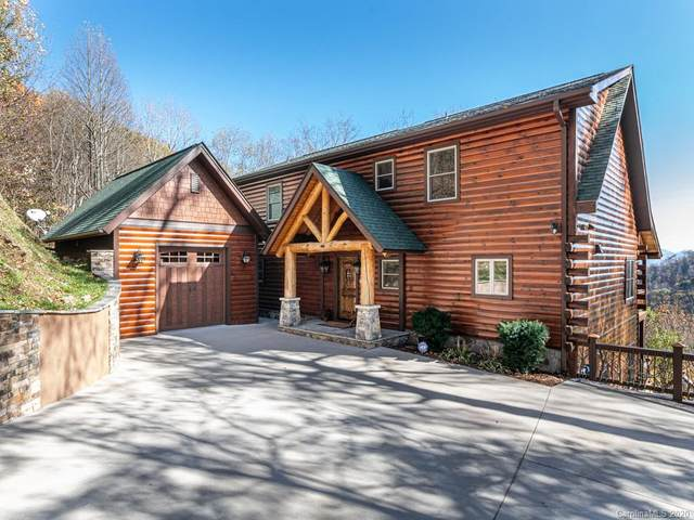 14 Marlin Trail, Waynesville, NC 28785 (#3682335) :: Rowena Patton's All-Star Powerhouse