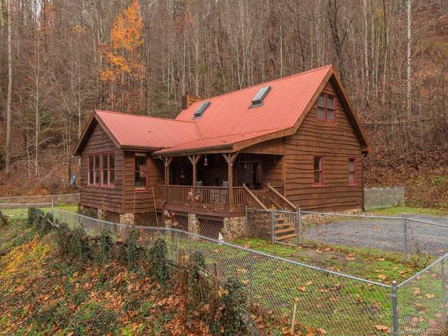 125 Hyacinth Drive, Clyde, NC 28721 (#3682339) :: Mossy Oak Properties Land and Luxury