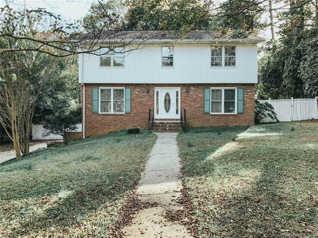 6111 Yellowood Road, Charlotte, NC 28210 (#3682386) :: IDEAL Realty
