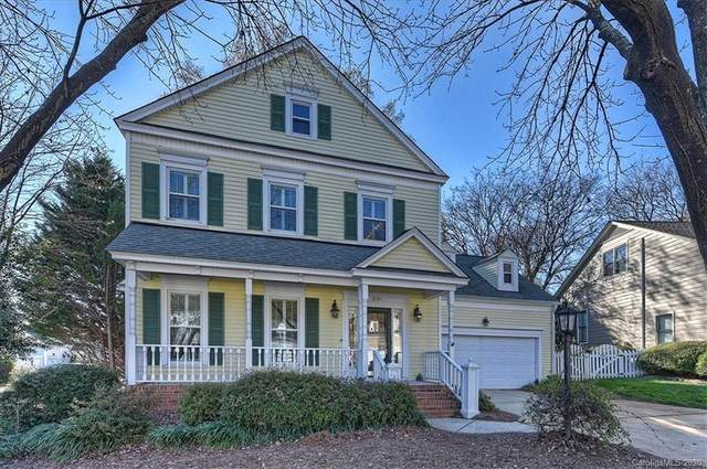 3210 Moores Glen Drive, Charlotte, NC 28209 (#3682469) :: BluAxis Realty