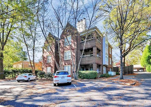 2220 Roswell Avenue F, Charlotte, NC 28207 (#3682482) :: High Performance Real Estate Advisors