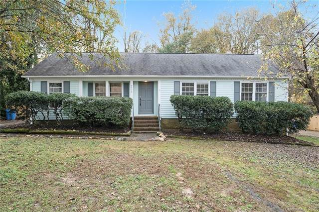9512 Central Drive, Mint Hill, NC 28227 (#3682511) :: MartinGroup Properties