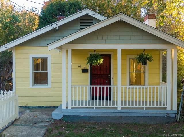 74 Livingston Street, Asheville, NC 28801 (#3682516) :: Charlotte Home Experts
