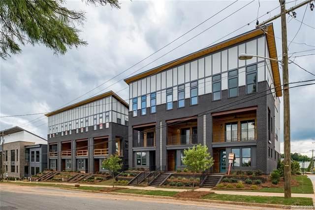 2019 Isom Street #3, Charlotte, NC 28208 (#3682537) :: Ann Rudd Group