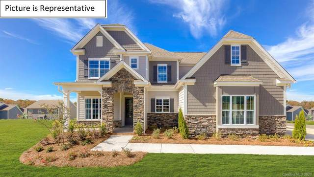 460 Secretariat Drive, Iron Station, NC 28080 (#3682553) :: BluAxis Realty