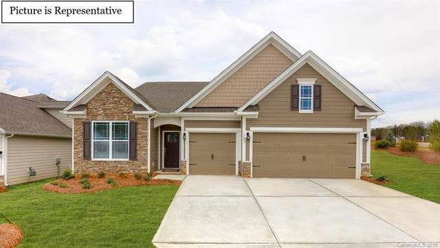 468 Secretariat Drive, Iron Station, NC 28080 (#3682563) :: BluAxis Realty
