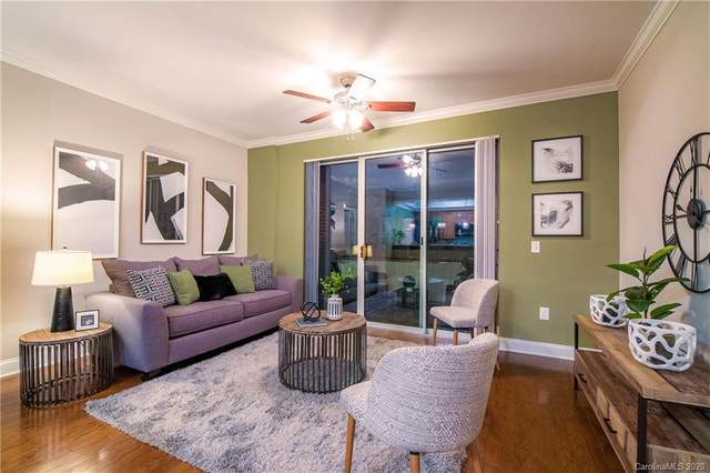 300 W 5th Street #318, Charlotte, NC 28202 (#3682643) :: Carlyle Properties