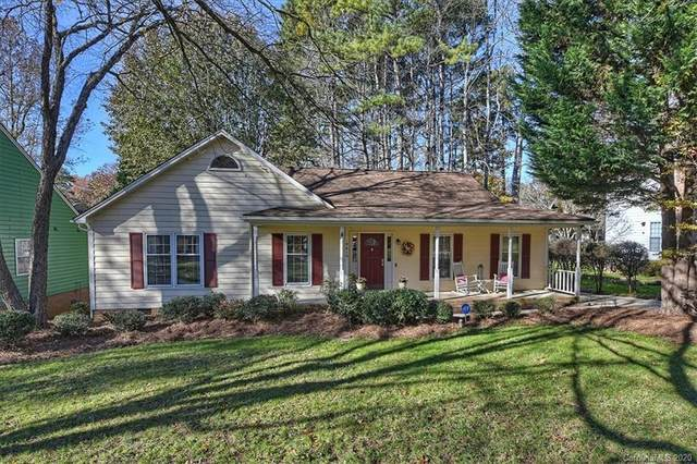 9619 Kent Village Drive #34, Charlotte, NC 28269 (#3682668) :: Rowena Patton's All-Star Powerhouse