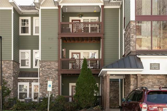 1000 Olde Eastwood Village Boulevard #207, Asheville, NC 28803 (#3682717) :: Stephen Cooley Real Estate Group