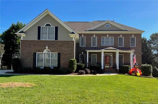 6406 Riverside Oaks Drive, Huntersville, NC 28078 (MLS #3682719) :: RE/MAX Journey