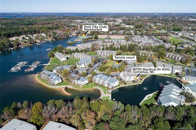 18730 Nautical Drive #202, Cornelius, NC 28031 (#3682735) :: Cloninger Properties