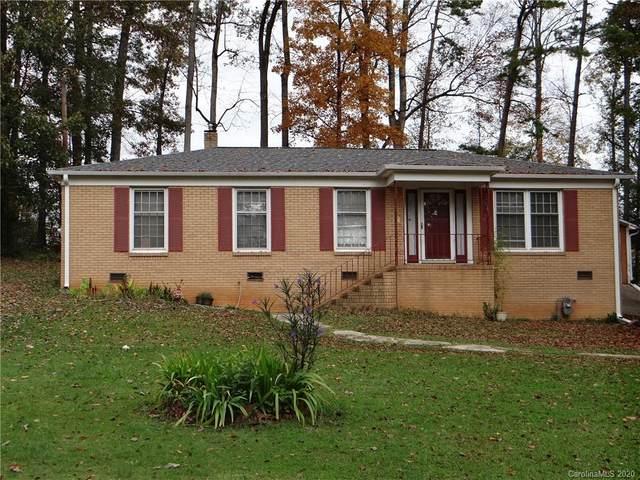6607 Elmwood Circle, Charlotte, NC 28214 (MLS #3682790) :: RE/MAX Journey