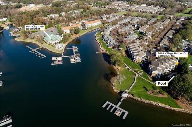 7844 Village Harbor Drive, Cornelius, NC 28031 (#3682855) :: Stephen Cooley Real Estate Group