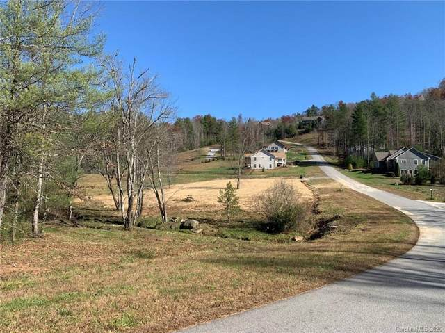 159 Crystal Heights Drive #33, Hendersonville, NC 28739 (#3682863) :: Robert Greene Real Estate, Inc.
