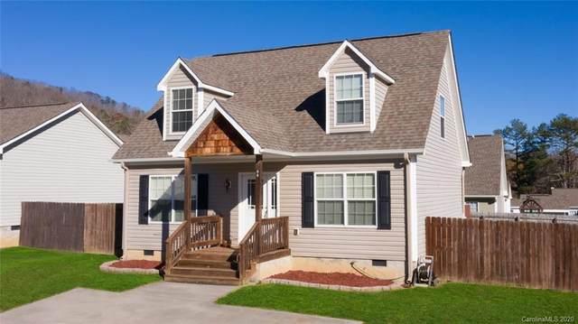 44 W Newberry Drive #35, Fletcher, NC 28732 (#3682873) :: BluAxis Realty