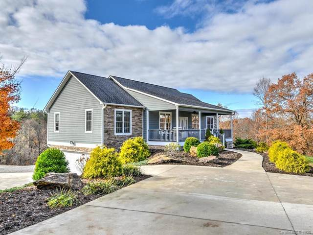 31 Indian Lane, Weaverville, NC 28787 (#3682878) :: LePage Johnson Realty Group, LLC