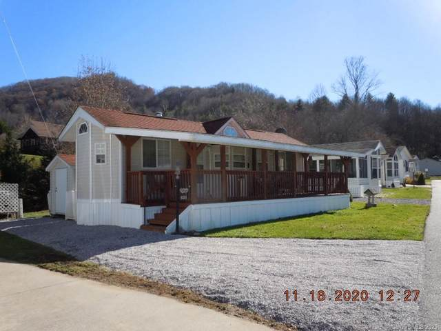 143 Summer Place Drive #16, Waynesville, NC 28785 (#3682883) :: Johnson Property Group - Keller Williams